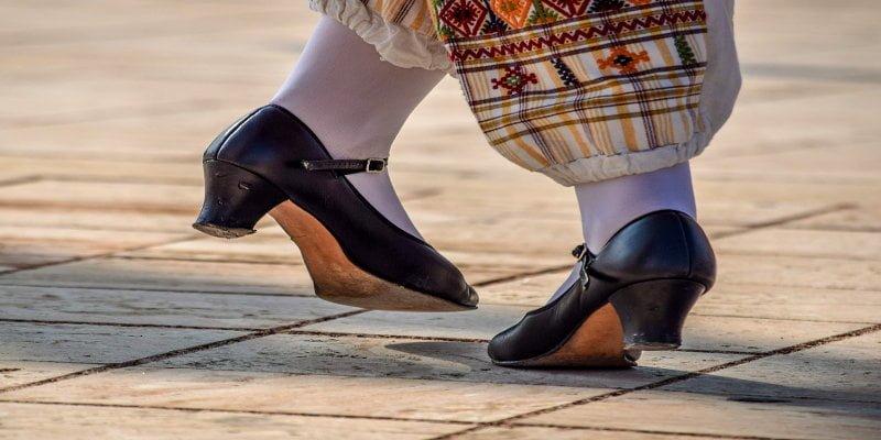 Ο Χοροδιδάσκαλος Παραδοσιακών χορών