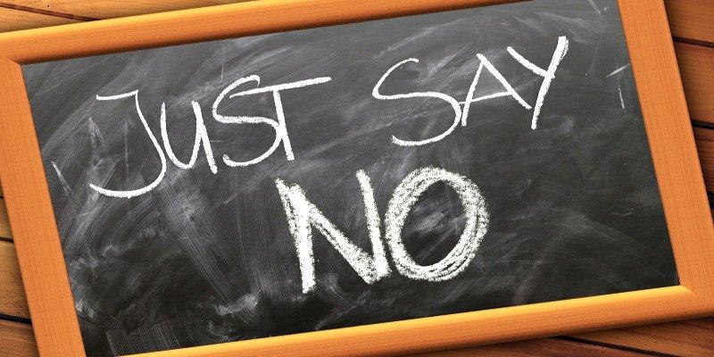 Μάθε να λες «Όχι»