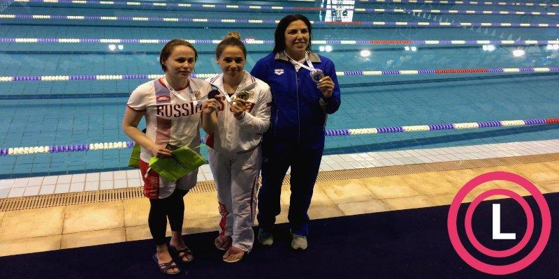 27ο Ευρωπαϊκό Πρωτάθλημα Τεχνικής Κολύμβησης - Κτένα Σοφία