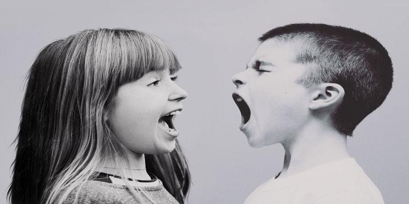 Γιατί το παιδί μου έχει επιθετική συμπεριφορά. Τι μπορώ να κάνω;