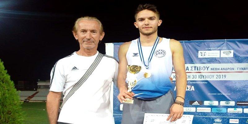 Δυο Γιαννιώτες Πρωταθλητές του Στίβου στο Μπίντγκοστς της Πολωνίας