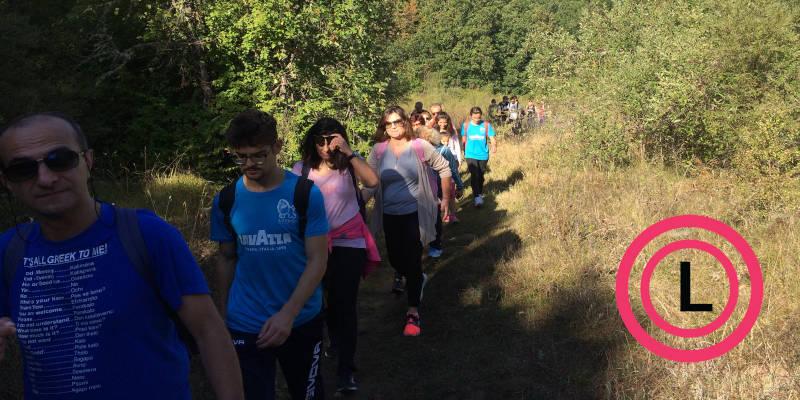 Πεζοπορία του Αθλητικού Γυμναστικού Συλλόγου Ιωαννίνων - τμήμα Στίβου